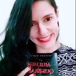 jornalista e escritora Daiana Barasa